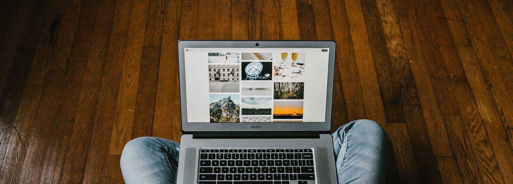 referencer son site sur google de andrew neel via unsplash