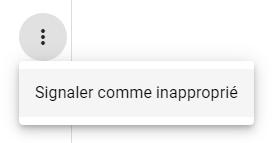 Signaler avis google via le compte My Business