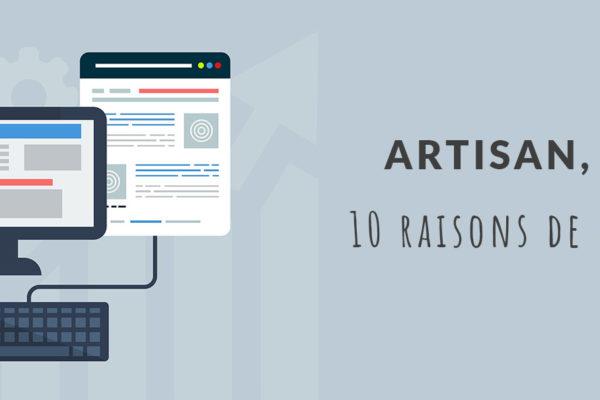 Pourquoi créer un site internet pour un artisan ou une petite entreprise ?