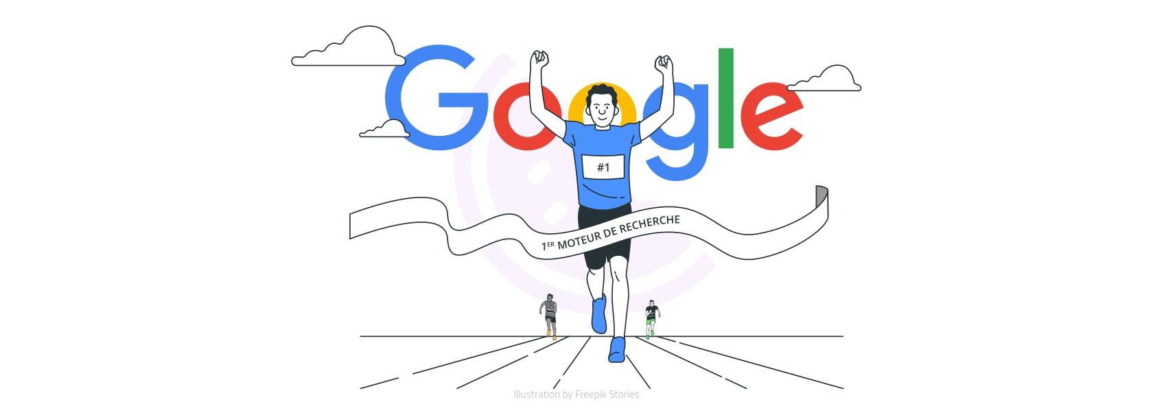 Moteurs de recherche : Google toujours le ROI
