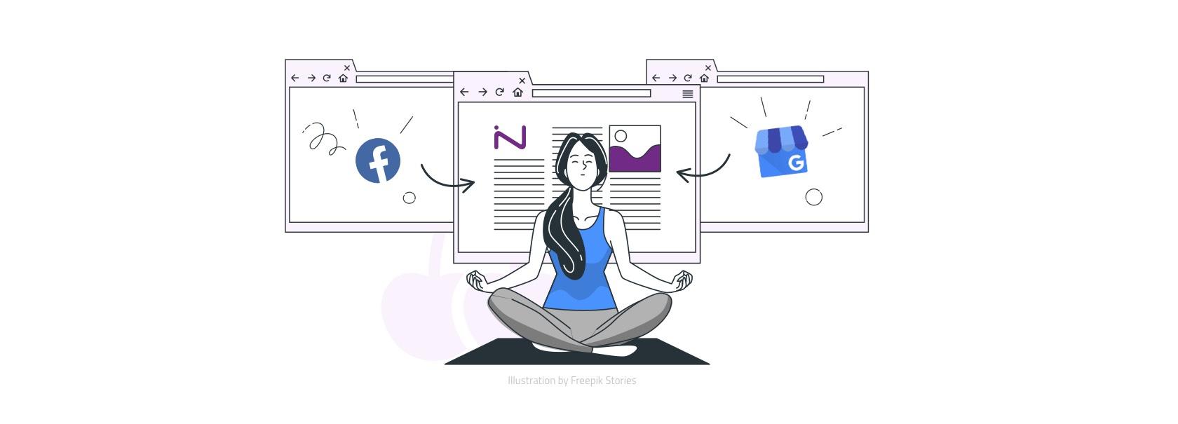 Plusieurs sites web? Harmonisez votre présence sur internet