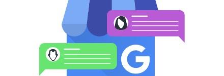 Google My Business: la messagerie en direct arrive sur le bureau